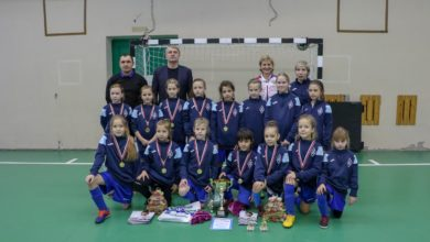 Photo of Новогодний детский турнир