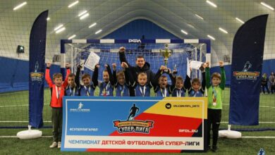 Photo of Команды Академии «Крыльев» победители в детской «Супер-Лиге» РФЛ
