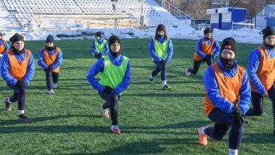 Photo of Тренировку женской футбольной команды «Крылья Советов» посетил представитель РФС