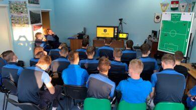 Photo of Команда U-19 приняла участие в конференции РПЛ