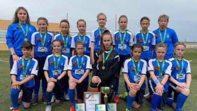 Photo of Женские КС U-13 победили соперниц 12:0 и получили награды Всероссийских соревнований