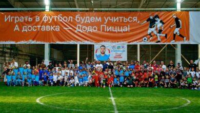 Photo of Открытие дивизионов Ивана Сергеева и Антона Зиньковского среди команд 2013-2014 г.р.