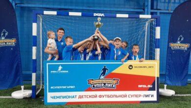 Photo of КС-2012 получили награды Зимнего чемпионата Детской лиги