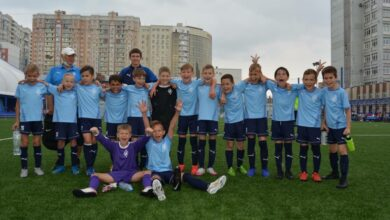 """Photo of """"Крылья Советов-2012"""" одержали две разгромные победы в матчах турнира 7х7"""